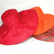 Women's wide-brimmed hats - Medium Size.
