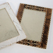 'Big' Picture Frames - Big sizes, various colours and materials (raffia matting, banana leaves, antaimora paper…)