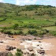 Beautiful landscape of the island - Antananarivo region