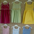 'Smock' Dresses - One item, several colours