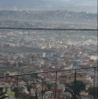 Antananarivo  - View of Tana from one of the numerous hills