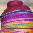 Coloured Wide-Brimmed Hats - Current Stock