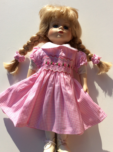 Doll Dress -  voir en grand cette image